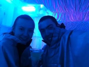 Ледяное селфи